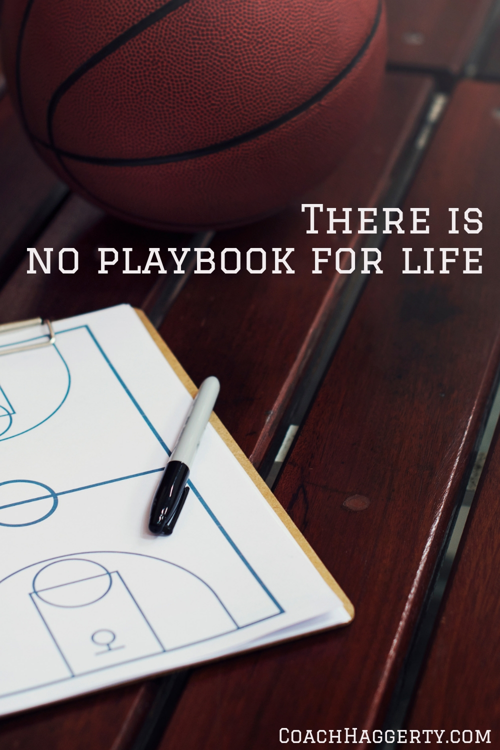 From getting sober to coaching basketball in West Philadelphia, then ultimately losing a player...there really is no playbook for life. | @CoachHaggerty