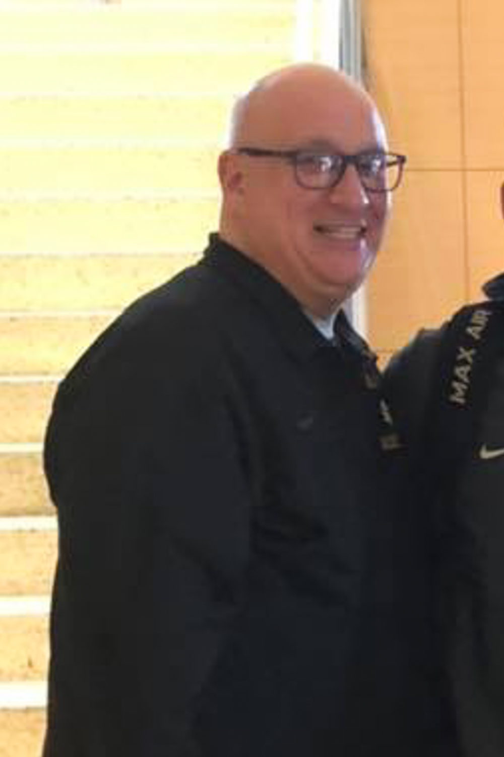 Our Fearless Leader: Head Coach John Mosco - Archbishop Wood Boys Basketball